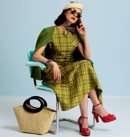Schnittmuster Vogue 8811
