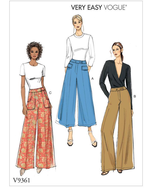 Produktabbildung Vogue Schnittmuster