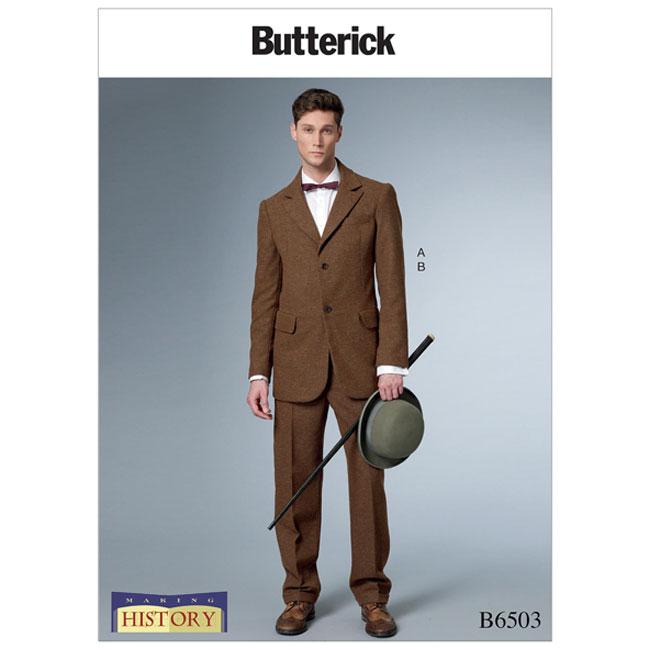 Produktfoto Butterick Schnittmuster B6503