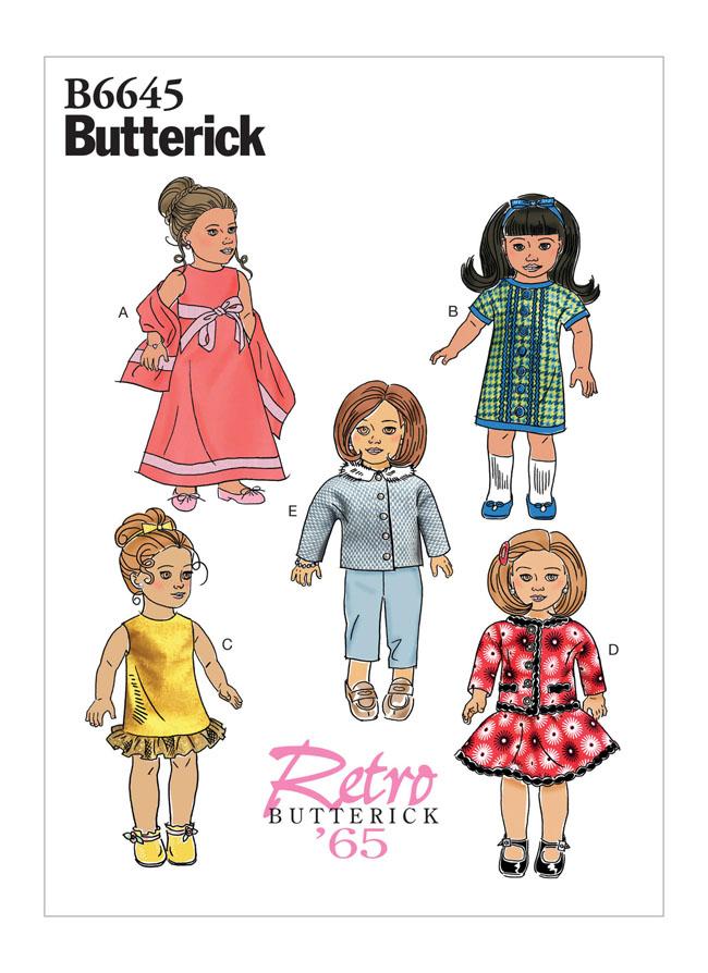 Butterick Schnittmuster B6606