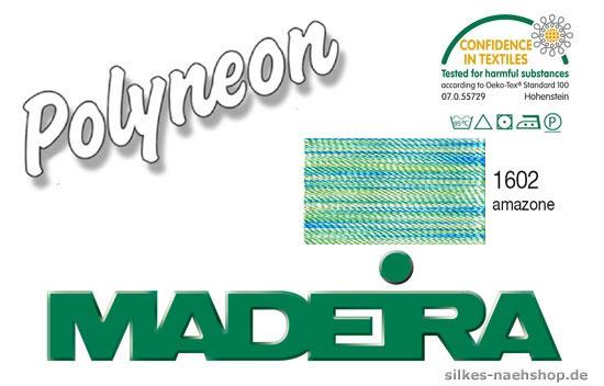 Produktfoto Madeira Polyneon multicolor 1602