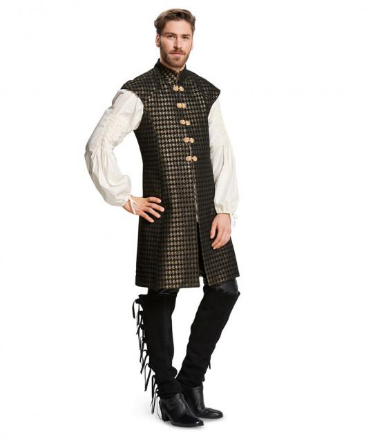 6399 Burda historisches Schnittmuster für Herren Renaissance