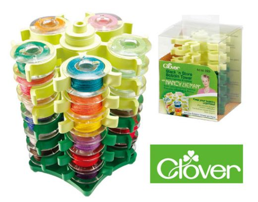 Clover Nancy Zieman Bobbin Tower