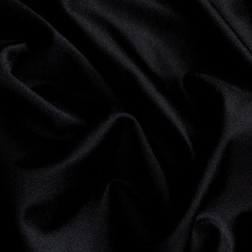 50cm Badelycra Stoff schwarz