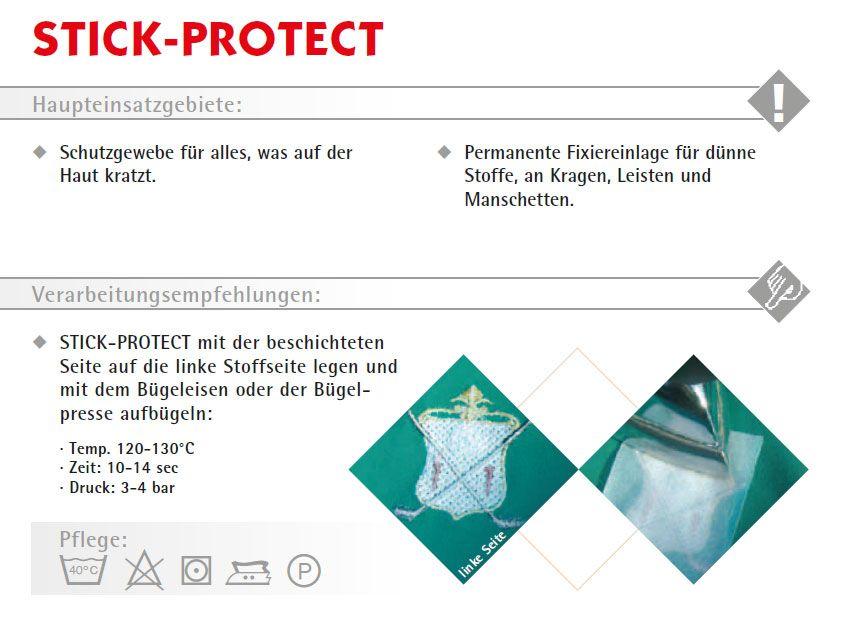 Gunold Stick-Protect weiß