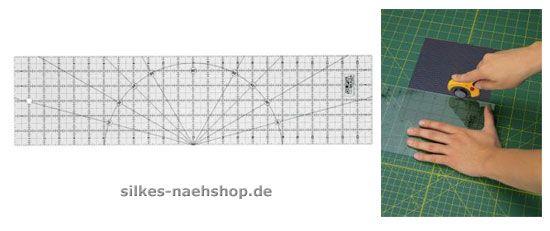 OLFA Lineal 15 x 60cm
