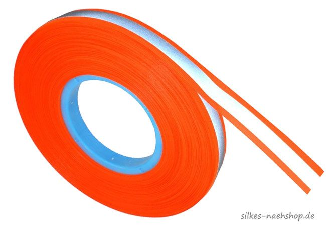 Reflektorband orange 30mm