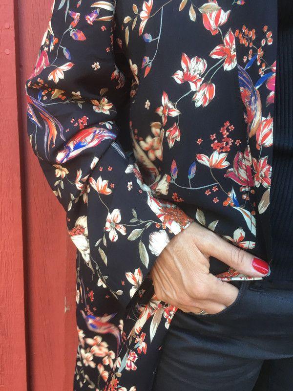 9014 ONION Schnittmuster Kimono Jacke XL-5XL