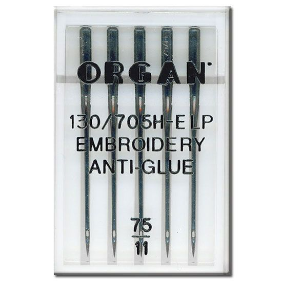 ORGAN ANTI-GLUE Sticknadeln 75er