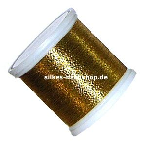 MADEIRA Metallic Stickgarn gold