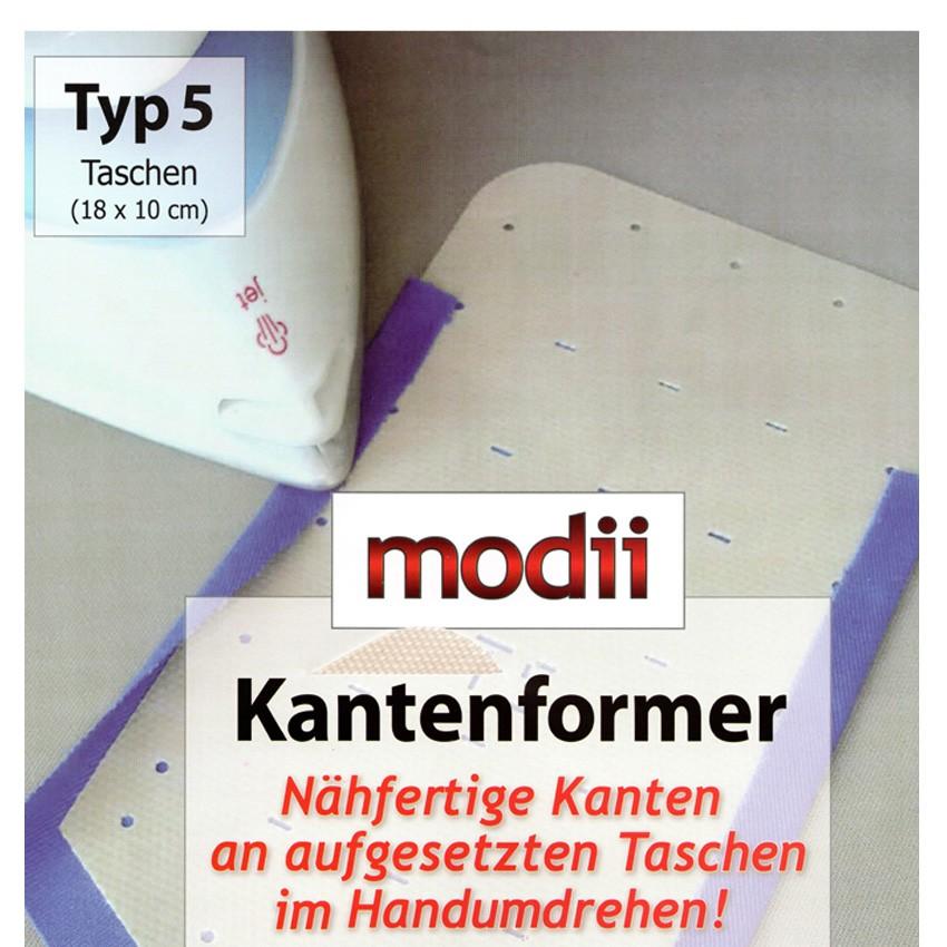 modii Kantenformer - Tasche 10x18cm
