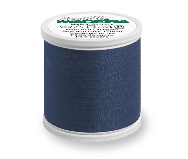 MADEIRA Nähgarn 400m Fb. 8120 blaugrau