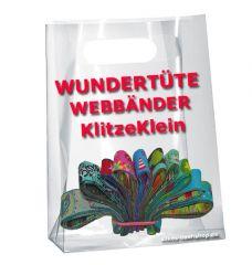 Wundertüte Webband für Klitzeklein-Projekte