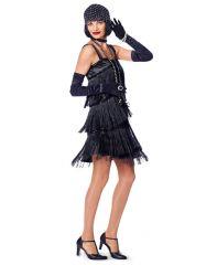 2376 BURDA Schnittmuster Charleston Kleid