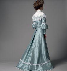B5970 Butterick Schnittmuster historisches Kleid