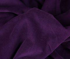 50cm Feincord/Babycord vorgewaschen lila