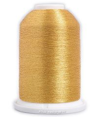 Madeira Rheingold Metallic Stickgarn 3000m gold