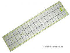 Quilt- und Bordürenlineal 15x60cm