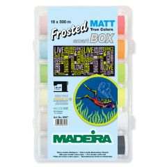 Madeira FROSTED MATT Stickgarn in der SMARTBOX