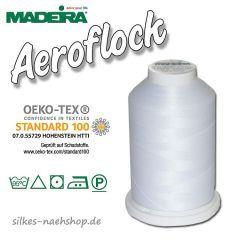 Madeira Aeroflock Bauschgarn weiß 1000m