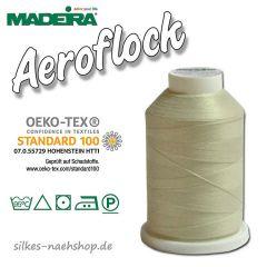 Madeira Aeroflock Bauschgarn sand 1000m