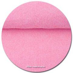 Filz Stickfilz 3mm rosa 20cmx100cm