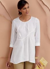 V9317 VOGUE Schnittmuster Designer Shirt Top EASY