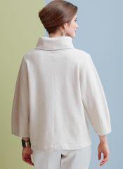 V9330 VOGUE Schnittmuster Oversized Shirt EASY!
