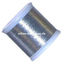 MADEIRA Stickgarn Heavy Metal 200m silber 6031