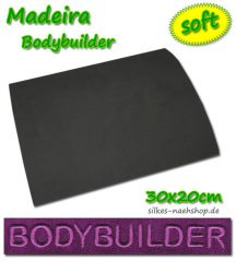 Madeira BODYBUILDER Stickschaum schwarz SOFT