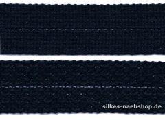 1m Knicktresse marine