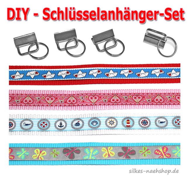 DIY Schlüsselanhänger-Set SUMMERTIME
