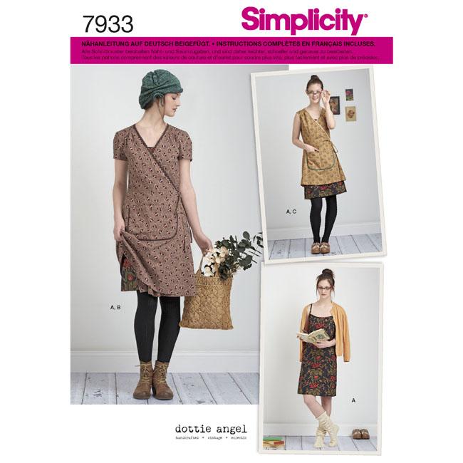 Produktfoto Simplicity Schnittmuster