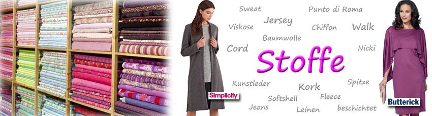 Stoffe, Nähen - Maschinensticken, Nähen, Schnittmuster, silkes ...