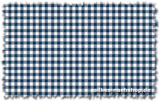 Produktfoto Baumwollstoff marine